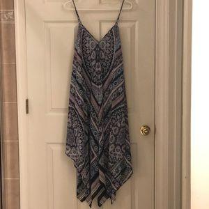 Express S Handkerchief Dress